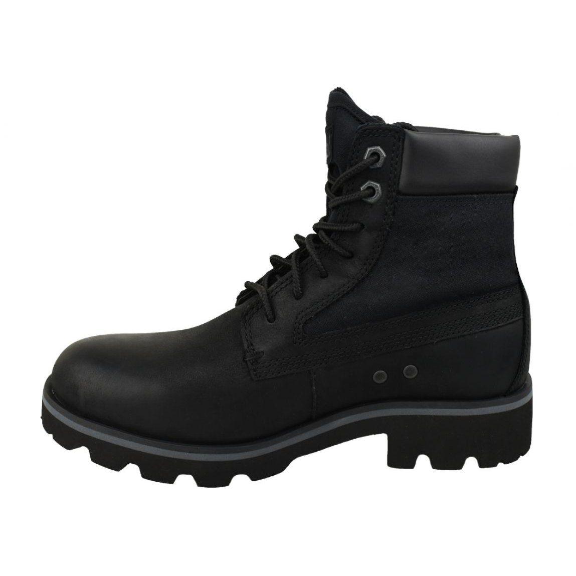 Buty Zimowe Timberland Raw Tribe Boot M A283 Czarne Timberland Boots Timberlands Shoes