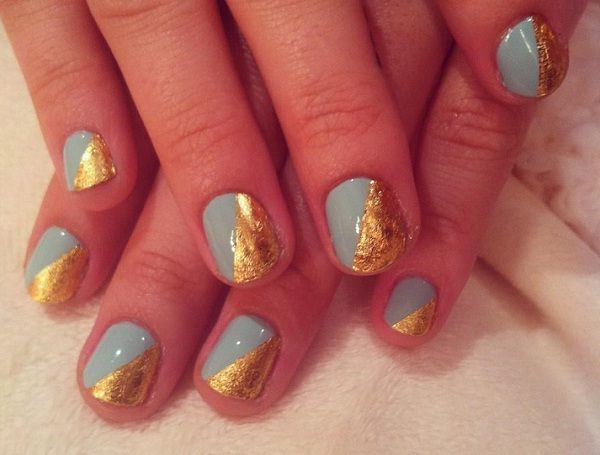 40 Cute And Easy Nail Art Designs For Beginners Easy Nail Art