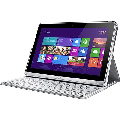 Ultrabook Conversível 2 em 1 Acer P3-171-6682 com Intel Core i3 2GB 60GB LED 11,6 Touchscreen Windows 8