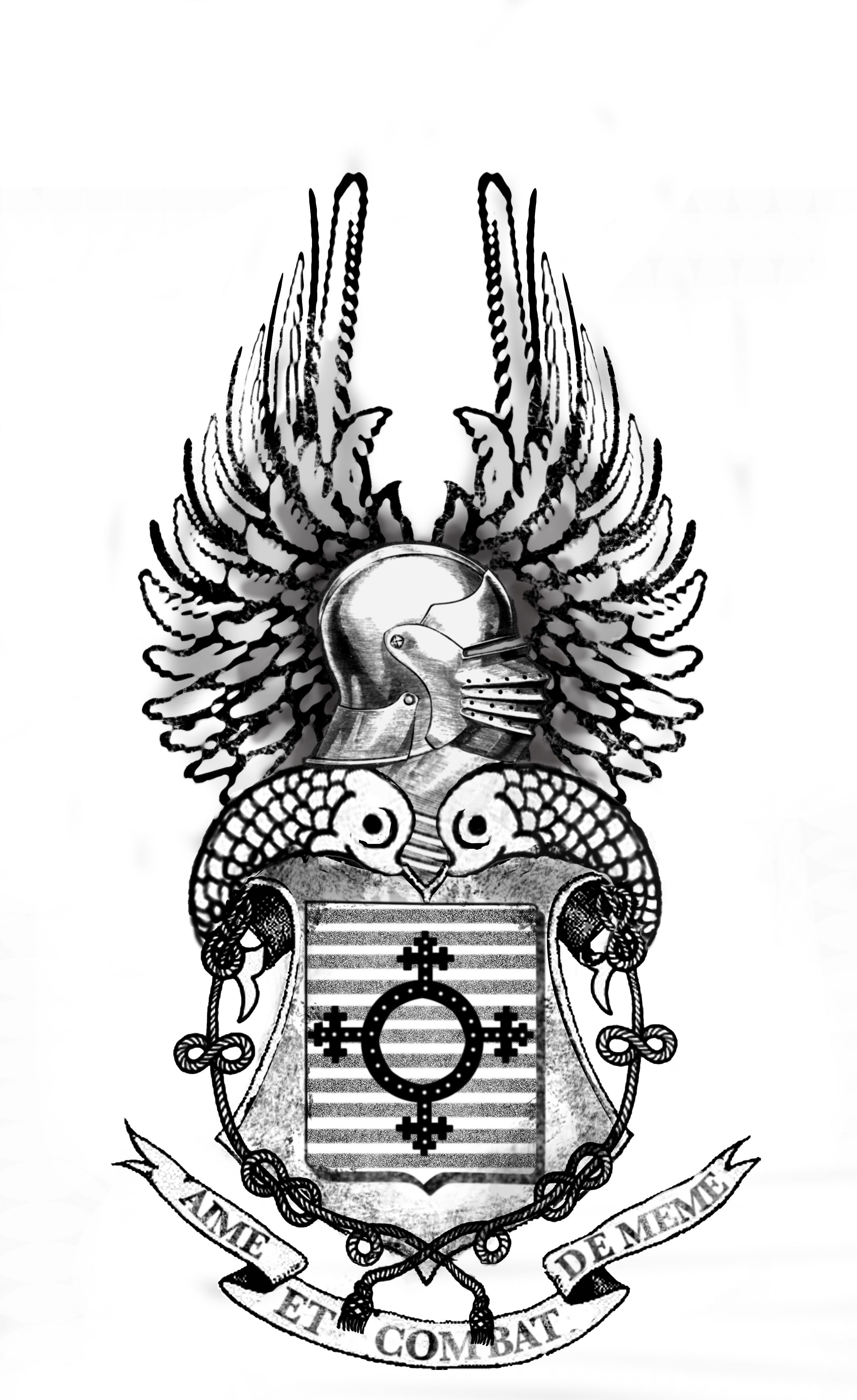 My family coat of arms tattoo sketch pinterest arm tattoo and my family coat of arms tattoo buycottarizona Image collections