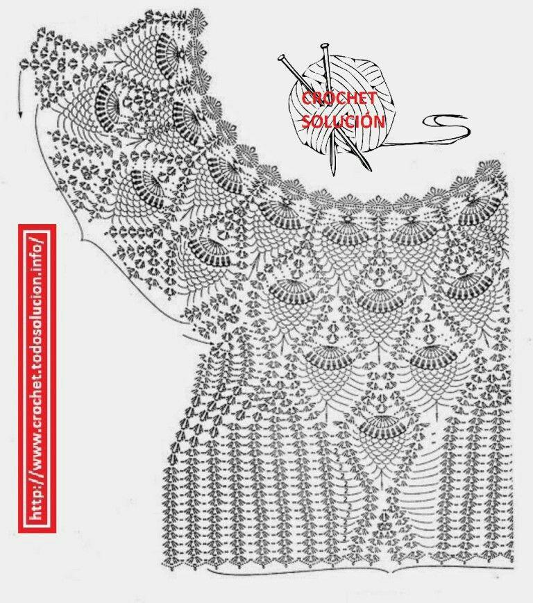 Único Los Patrones De Crochet Free.com Galería - Ideas de Patrones ...