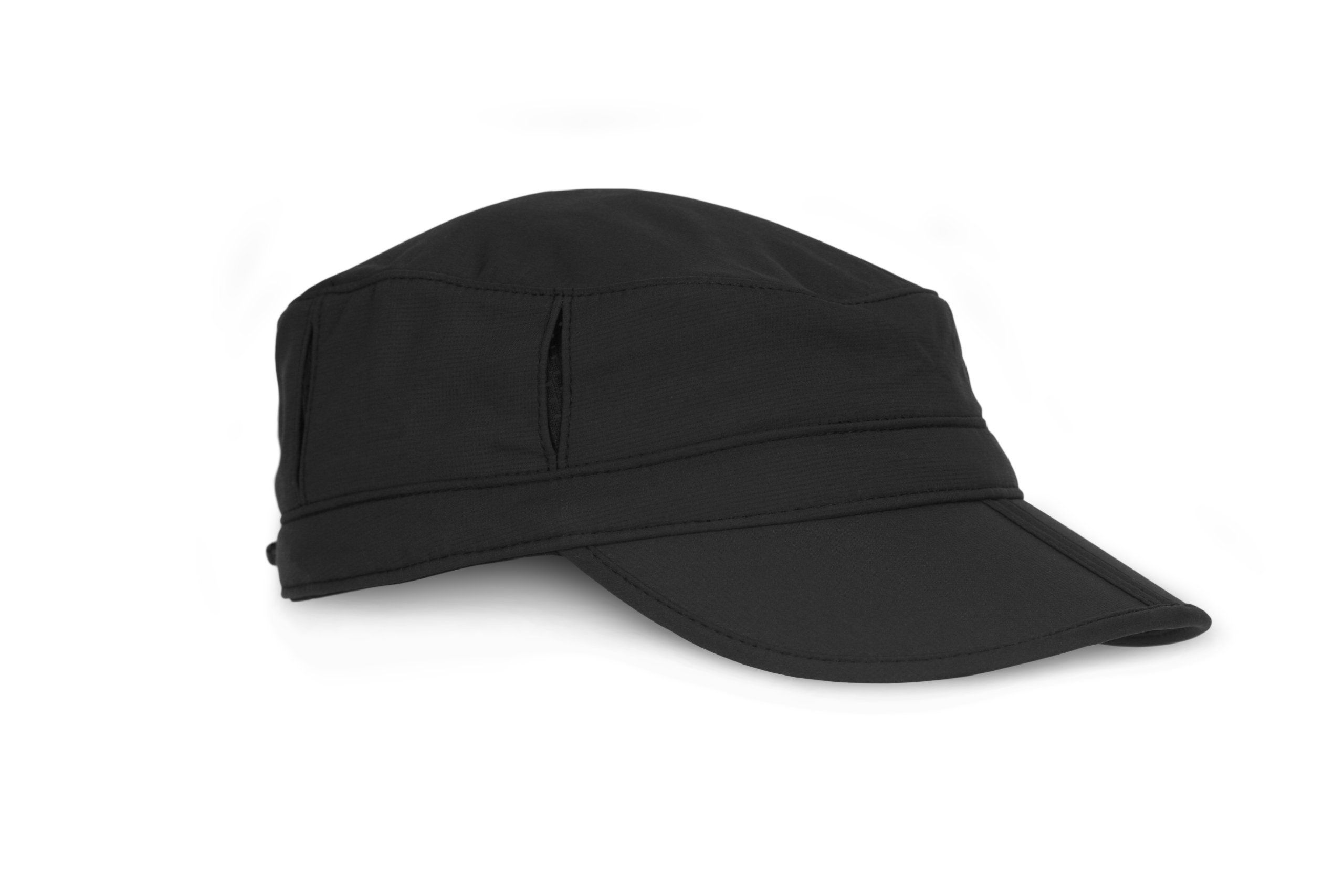 Sunday Afternoons Sun Tripper Cap, Black, Large