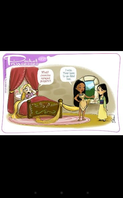 Pocket princess #pocketprincesses