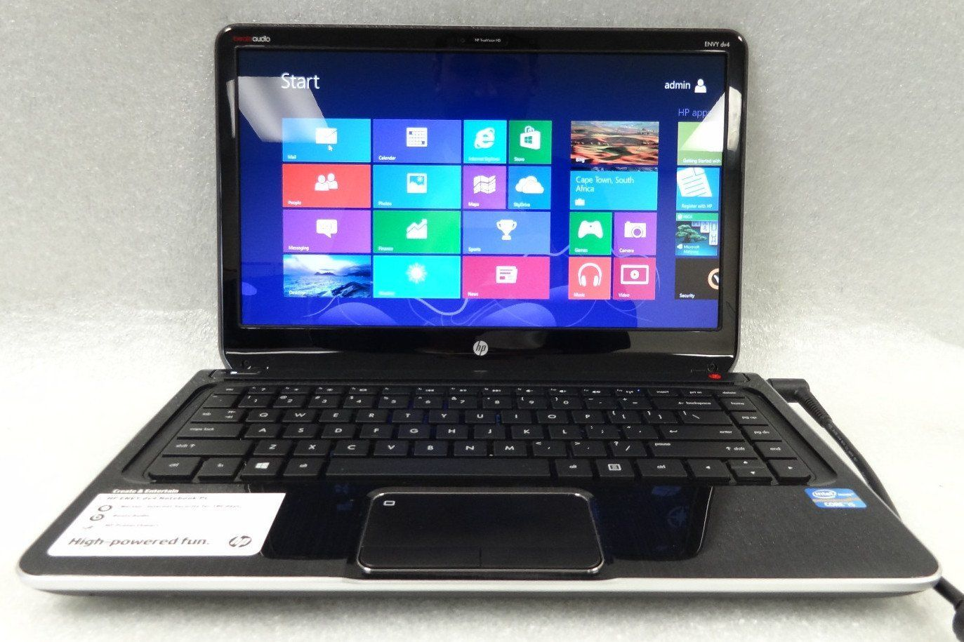 HP Envy DV4-5243CL 14 Inch Notebook PC With Beats Audio