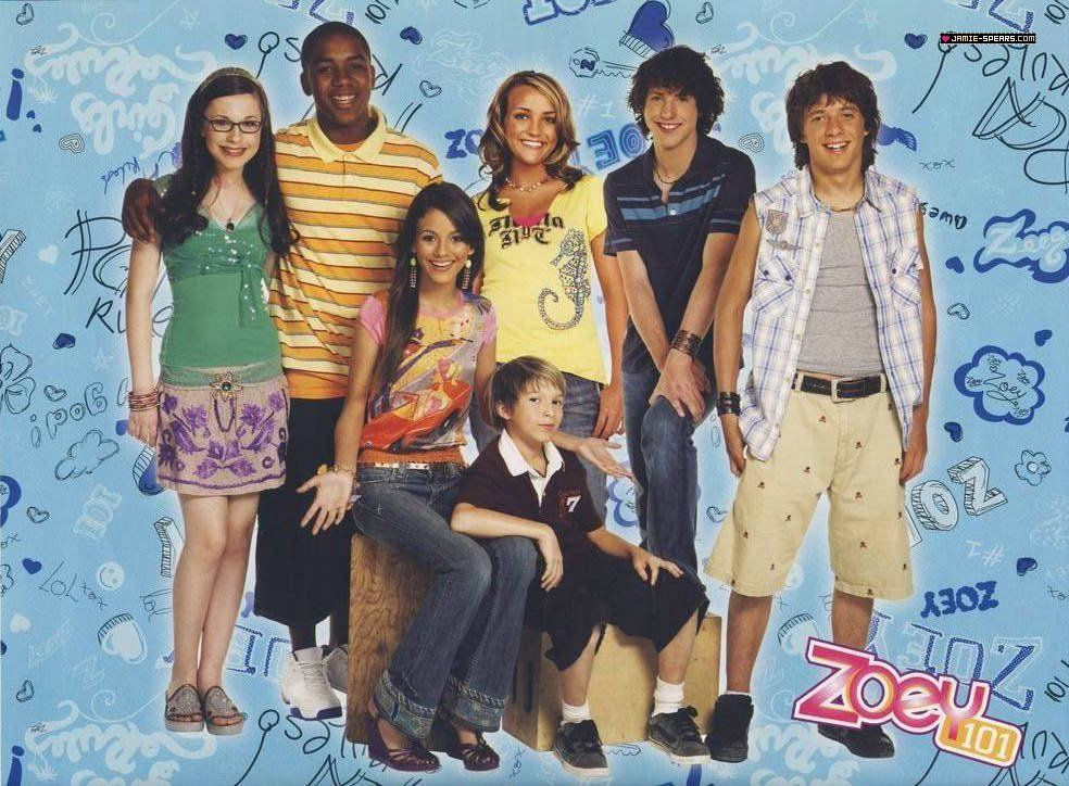 Zoey 101 by REMads on Pinterest | Zoey 101, Victoria Justice and Erin ...