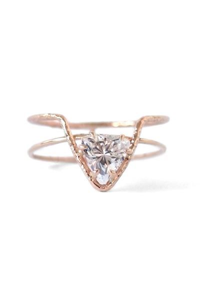 c0314091c793 Alternative Engagement Rings For The Non-Traditional Bride ...