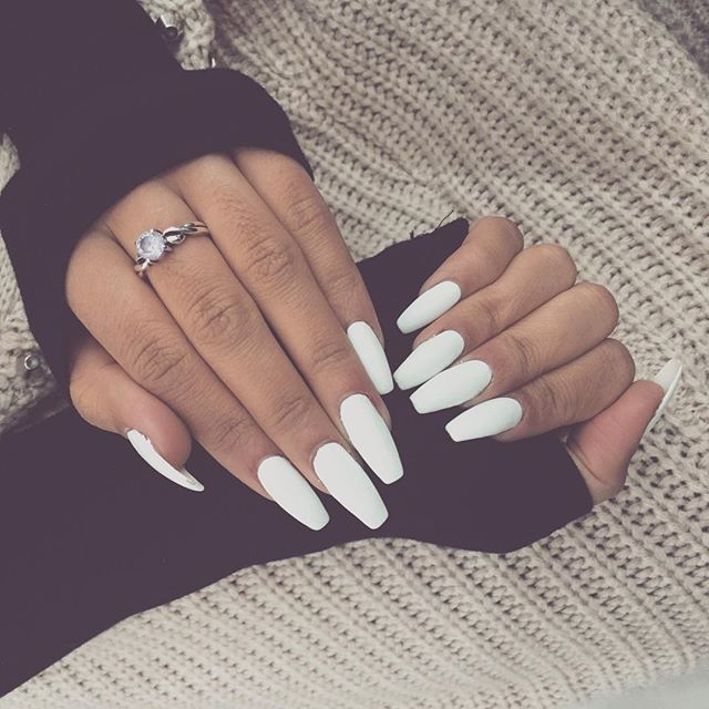 Pinterest Nandeezy Nails Ballerina Nails Nails
