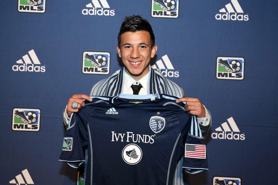 2013 MLS SuperDraft selection & Sporting Kansas City's
