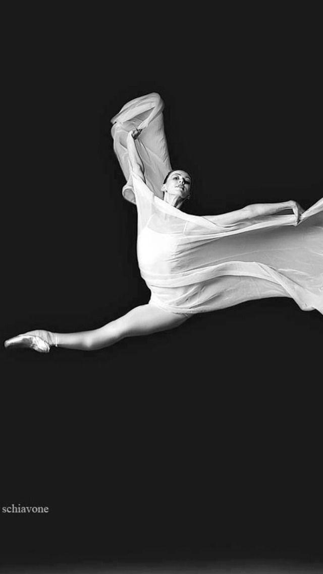 Artistic leap of faith