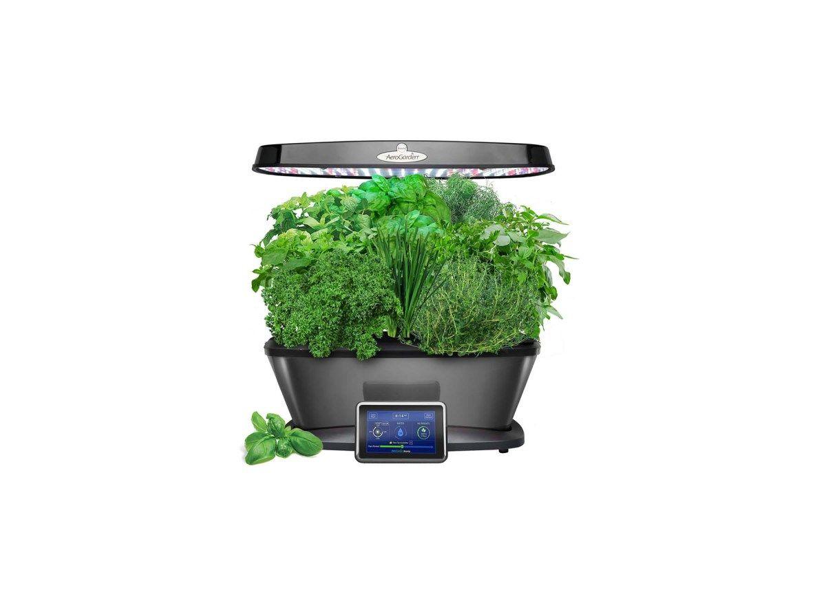 Aerogarden Bounty Elite With Gourmet Herb Seed Pod Kit For 400 x 300