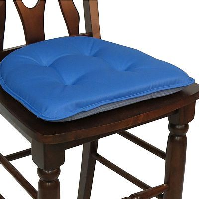Kohls The Gripper Twill 2 Pk Chair Pads