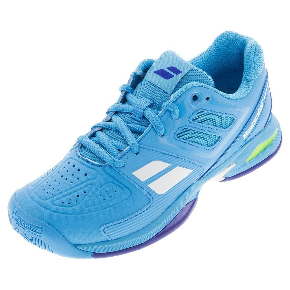 361754568483a Babolat Juniors` Propulse Team Tennis Shoes * Discover this special ...