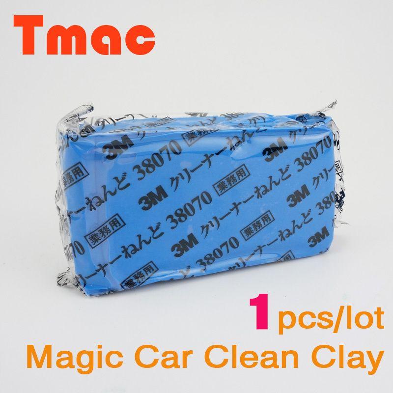 높은 품질 매직 청소 클레이 3 메터 180 그램 자동차 트럭 블루 청소 클레이 바 세척 자동 세부 청소기 클레이 바 슬러지 세척 진흙