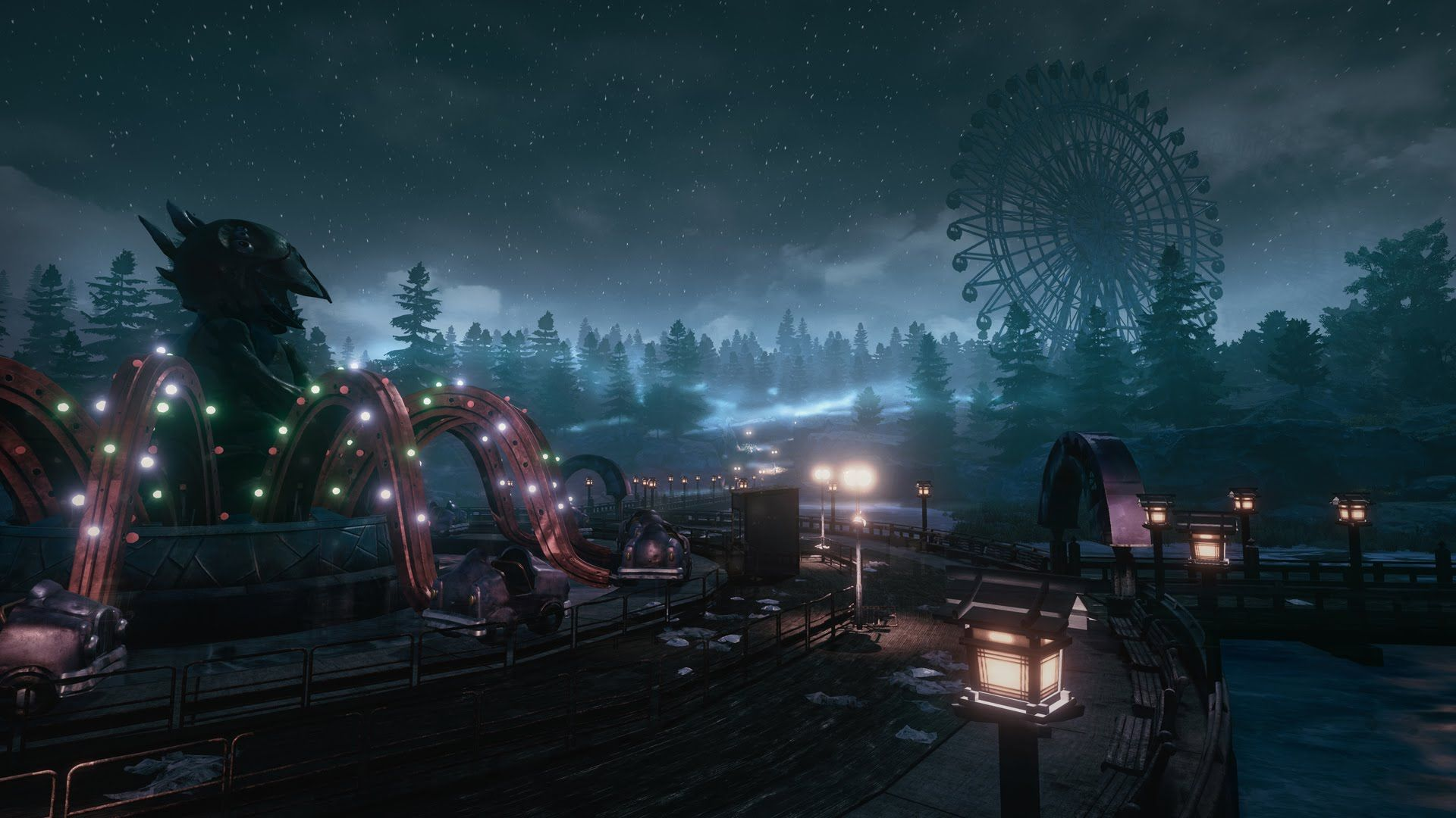 'The Park' Gameplay, Review, Details Psychological Horror