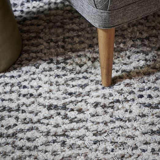 Rugs Home Decor Popcorn Wool Rug West Elm Read More