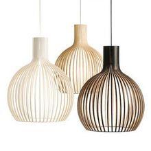 Neue Moderne Kurze Eisen Vogelkafig Pendelleuchte Esszimmer E27 Ceilling Lampe Fur Wohnzimmer Skandinavische Pendelleuchten Lampen Skandinavische Beleuchtung