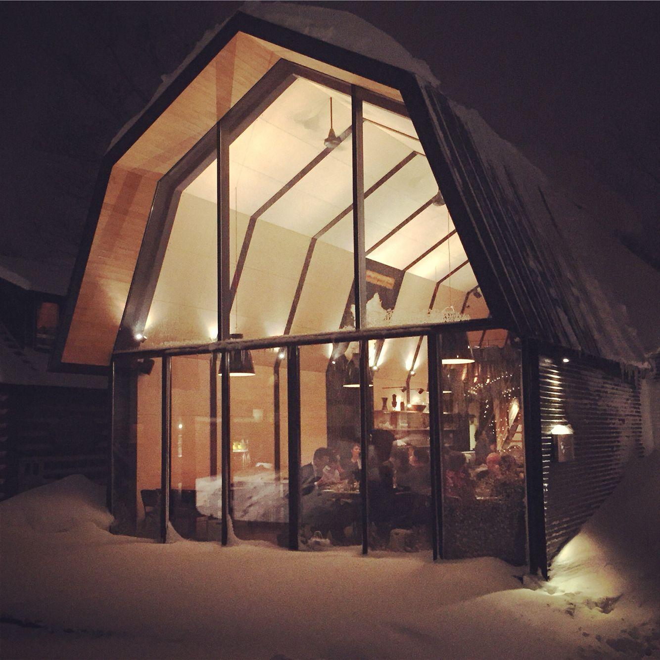 The Barn By Odin Niseko Hokkaido Japan Holiday 2015