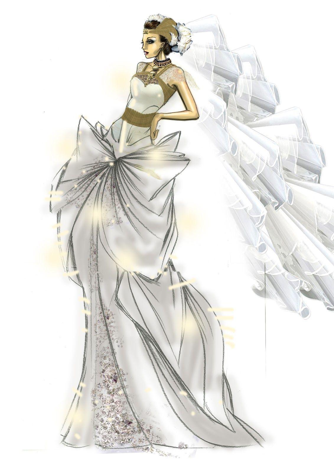 Molto Figurini Di Moda Di Stilisti Famosi HN52 » Regardsdefemmes RR51