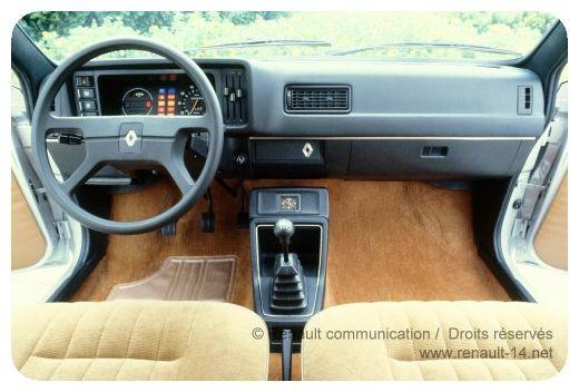 Renault 14 GTL :: 1982 - 1983 | Voiture, Renault 14, Voiture de course