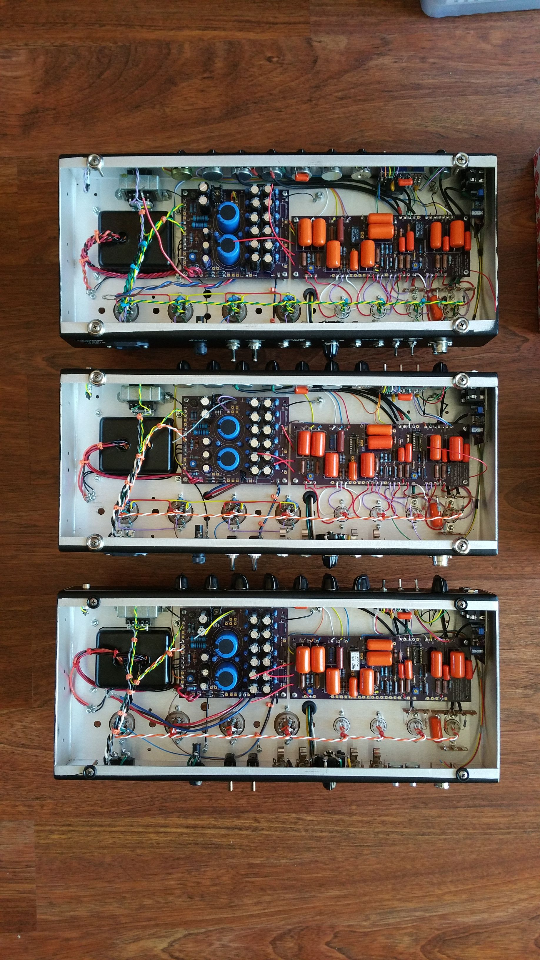 building 3 dumble overdrive special clones new generation design comes with dumbleator loop and [ 1836 x 3264 Pixel ]