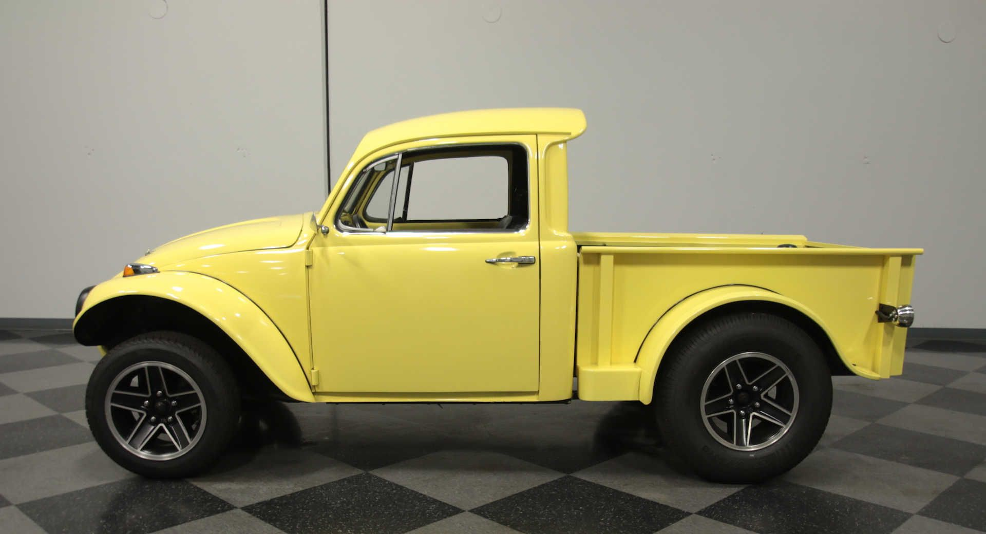 Why In The World Hasn\'t Volkswagen Made An Official Beetle Pickup ...