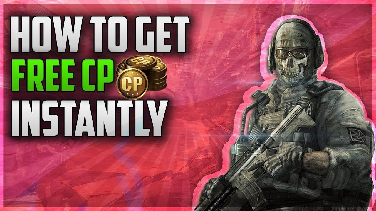 How to Get Free COD Points Call of Duty Mobile Hack Call