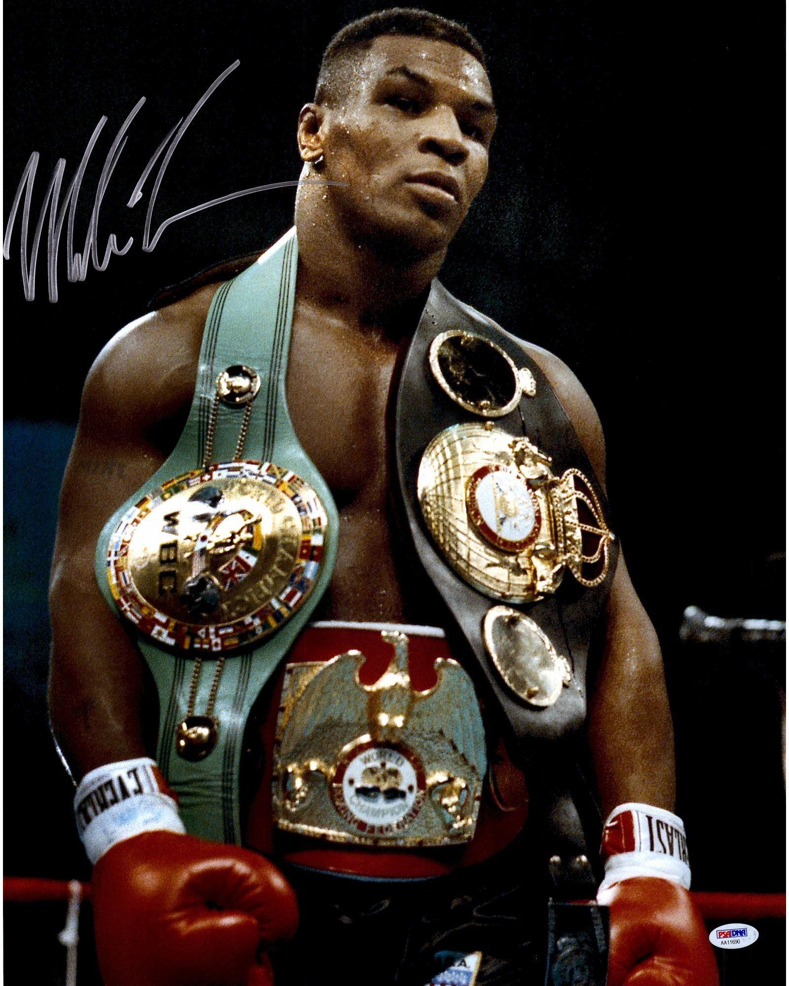 The Dynamite Kid Iron Mike Tyson