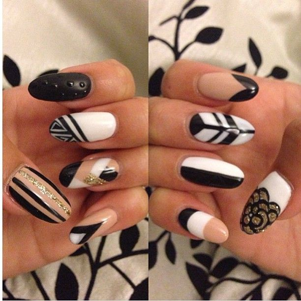 Instagram photo by   jeniferdinh  #nail #nails #nailart