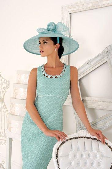 A Gorgeous Peppermint Green Wedding Guest Dress From Dress