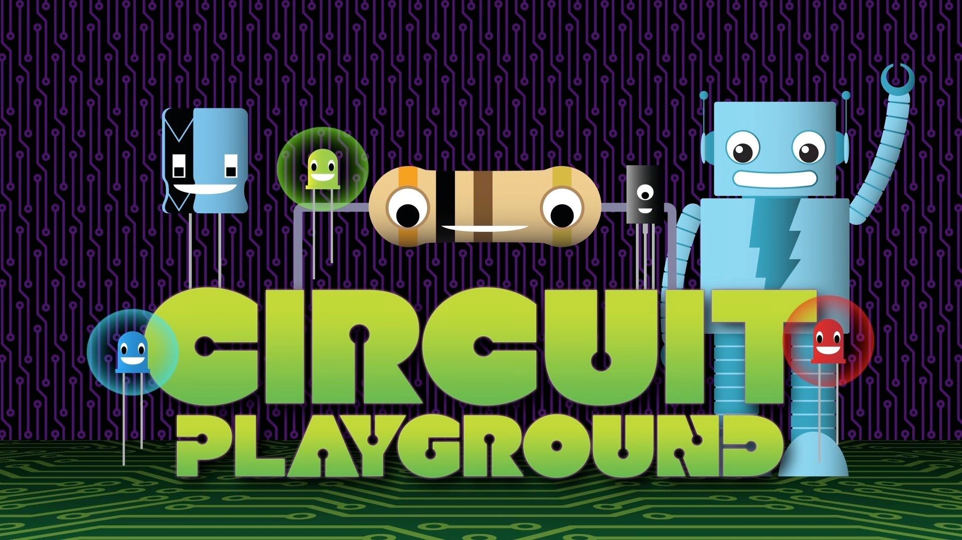 Circuit Playground Is A Kids Show Aiming To Introduce Project On Electric Engineering Through Electronics And