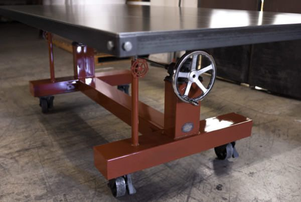 Conference Table Gallery – Vintage Industrial Furniture | industrial on