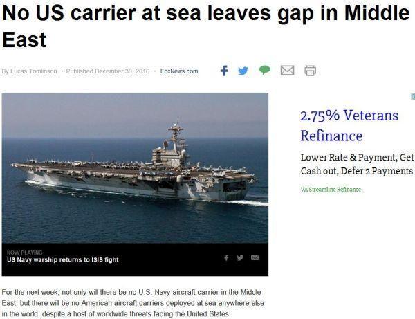 美國海軍航空母艦是美國國力的象徵,但根據外媒報導,從今年元旦起一個星期內,所有現役航空母艦,都在美國本土,這是自第二次世界大戰以來,從未有過的現象 ...