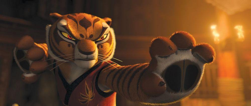 Tigress   Kung fu panda, Kung fu panda 3, Tigress kung fu