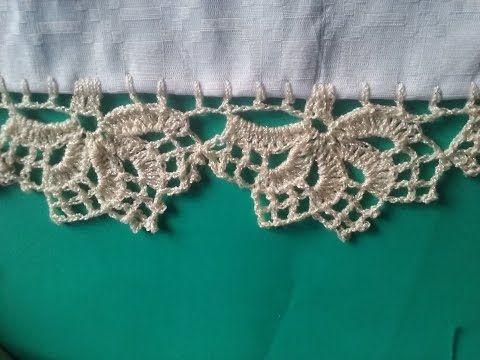SECADORES O PAÑOS DE COCINA tejidos - YouTube | Crochet | Pinterest ...