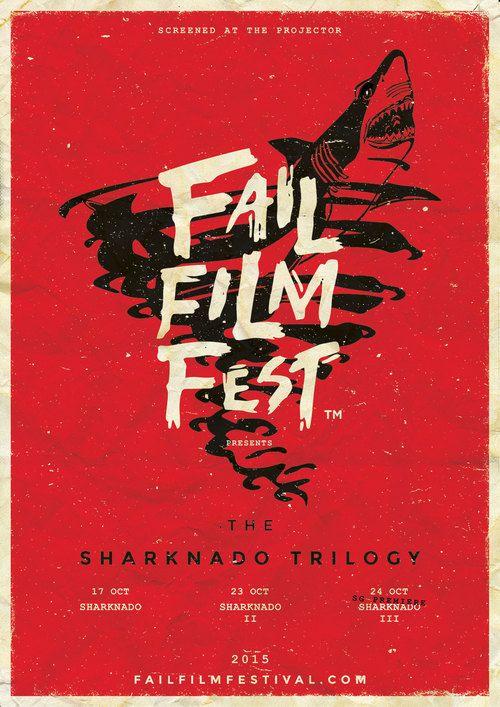 Fail Film Festival 2015 Singapore Sharknado