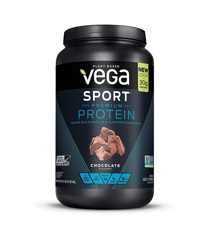 Vega Sport Protein Powder Chocolate(19 Servings 29.5oz