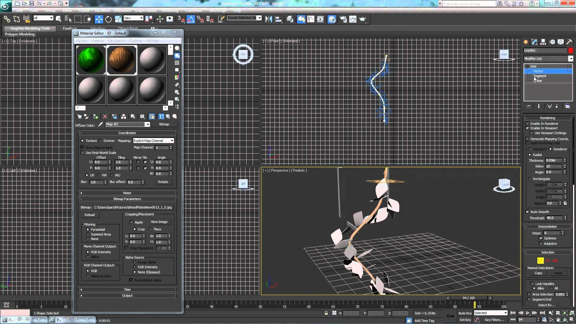 Particle flow 3ds Max 2012 tutorial.español