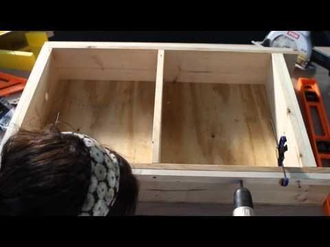 How to Create a Vertical Garden--Demonstration