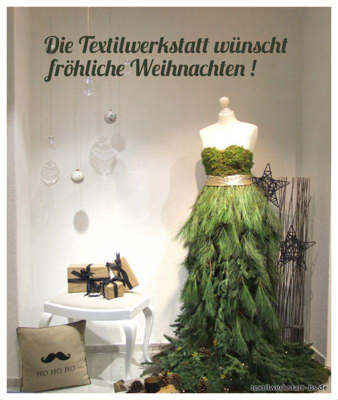 schaufenster textilwerkstatt braunschweig weihnachten 2014. Black Bedroom Furniture Sets. Home Design Ideas