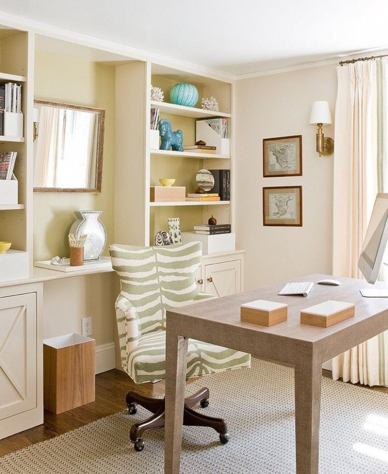 20 Awesome Beach Style Home Office Designs Home Office Design Shabby Chic Desk Home Office Furniture