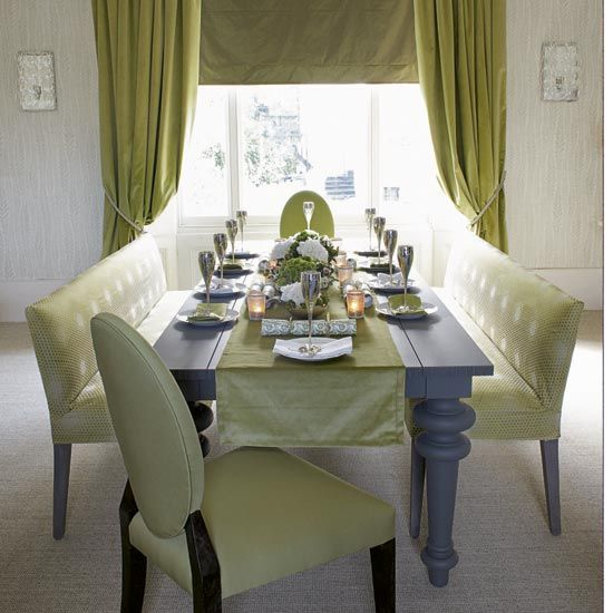 Dinning Room - Color Palette