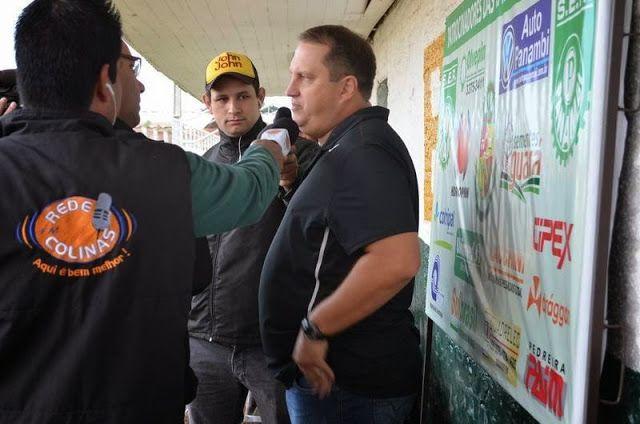 ONZE!FUTEBOL : Lúcio Collet levou o Panambi à segunda fase e isso...