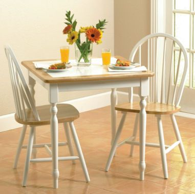willow 3 pc dinette set found at jcpenney home ideas dinette rh pinterest ca