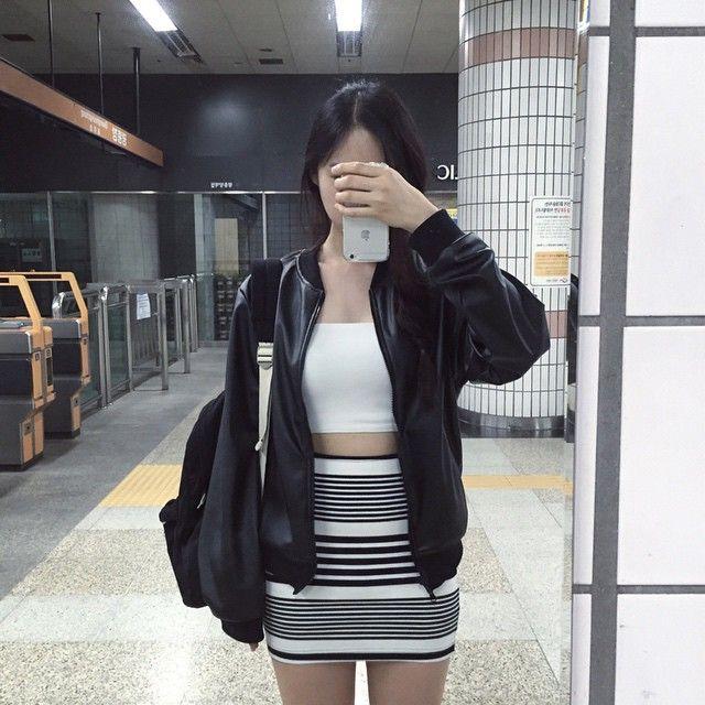 덥습니다 더워요  #aakorea#aastyle#ootd#selfie#셀카