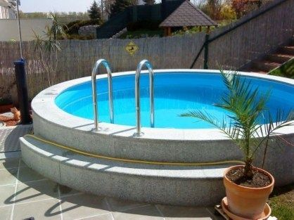 47 DIY Tank Pool for Relax Your Daily Time