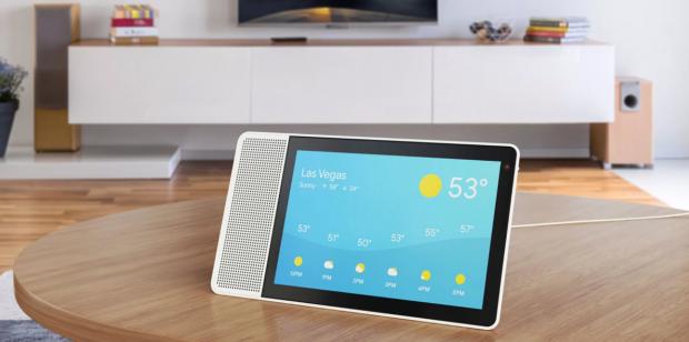 Lenovo's new Smart Display rocks Google Assistant Home