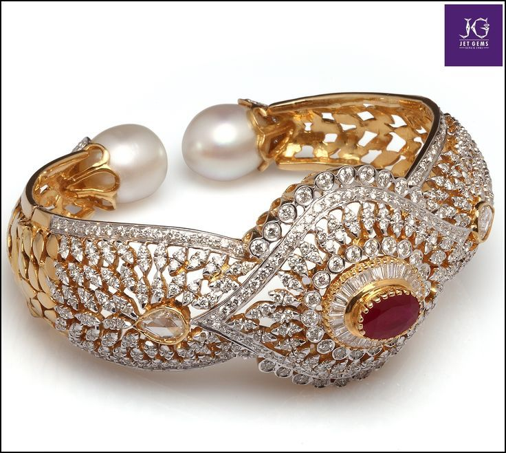 gold & diamond bracelet - Google Search | Jewelry - Two tone ...