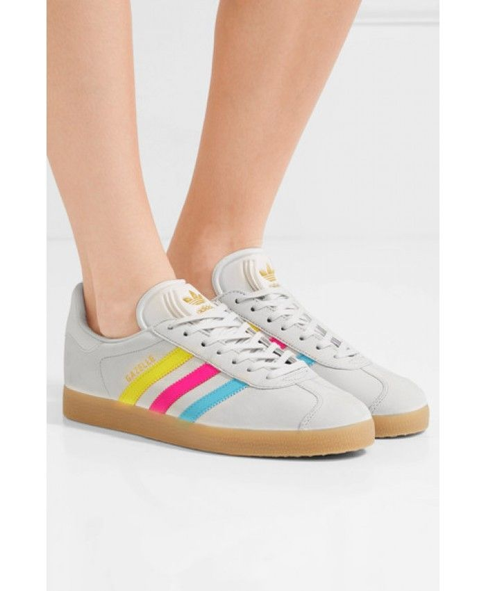 Adidas gazzella donne formatori in colorways calci pinterest