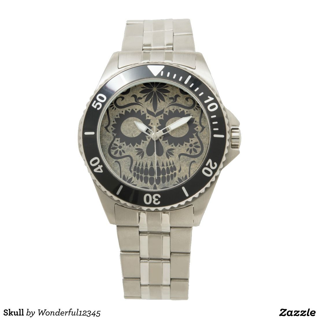 #Skull #Wristwatches