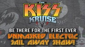 ANTRO DO ROCK: Kiss voltará a se apresentar sem máscaras